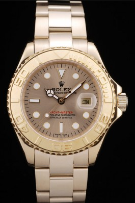 Rolex Yacht Master 890A Gold Money is so headstrong