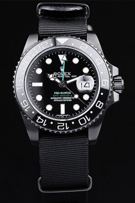 Rolex Swiss GMT Master II 08B Pro-Hunter Men's wear for refined