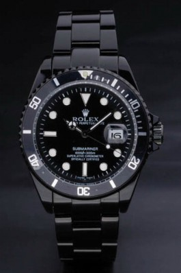 Fake Rolex Submariner rl112 Sale All Black