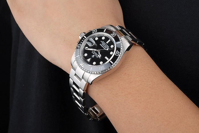 Rolex Submariner Sale Black Ceramic Tachymeter Black Dial
