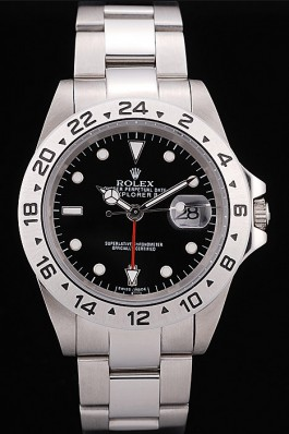 Rolex Explorer 189A Simple shape and smooth lines