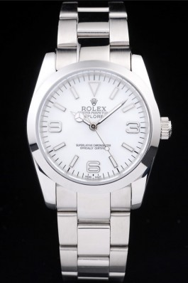 Rolex Explorer Polished Stainless Steel Klassiker 068A