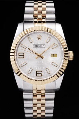 Rolex Day-Date Charm watch 4812