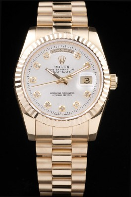 Rolex Day-Date Time in the game and have fun wrist 4802