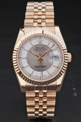 18K Rolex Datejust 4787 You can not miss replica watches