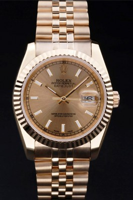 18K Rolex Datejust Cool fashion 4786