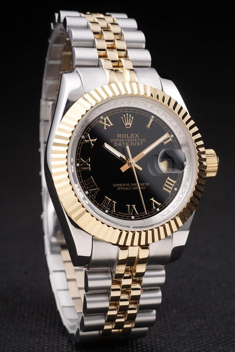 Rolex Datejust The Best choice for mature man 4762