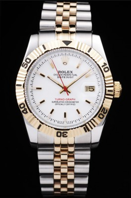 Fake Rolex Datejust Turno-Graph 4728 For Men
