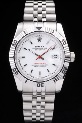 Rolex Datejust Red Turno-Graph 4684
