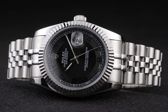 Rolex Datejust 4676 Digital Dial