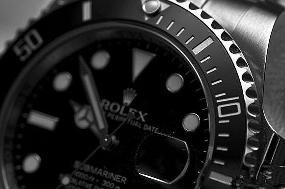 Fake Rolex Submariner 116610LN-97200 Black