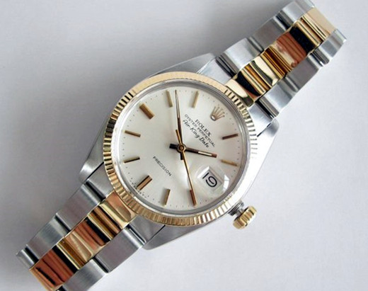 Best Rolex Air King 5701 White Plate