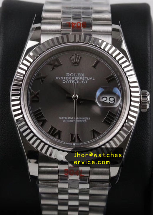 Fake Rolex Datejust 41mm m126334 Steel