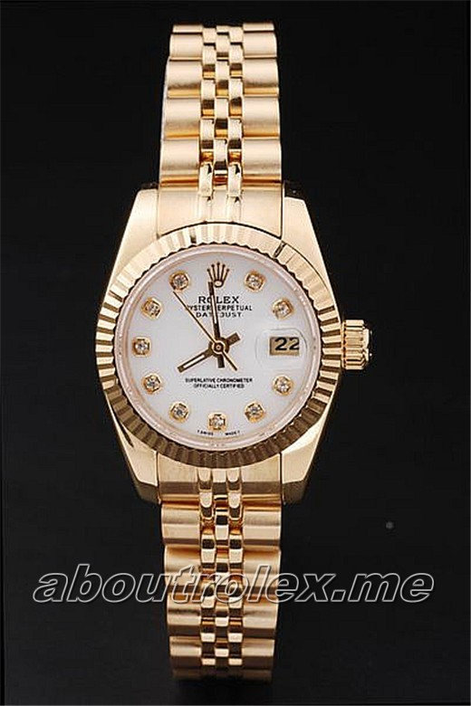 Best Rolex Datejust Replica 4726 18k Brushed