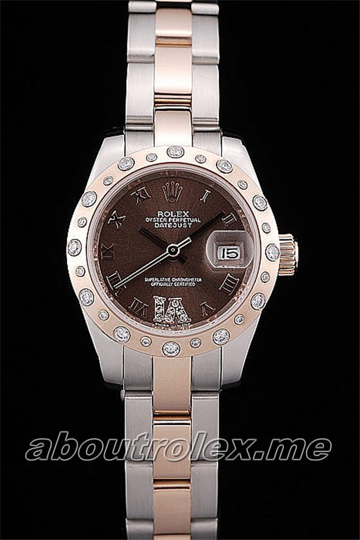Best Ladies Rolex DateJust Replica 66C
