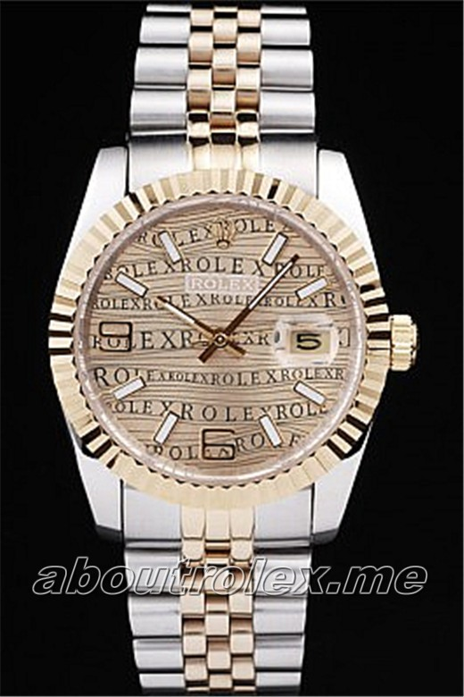 Fake Men's Rolex DateJust 129B