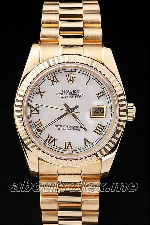 Luxury Men's Rolex Datejust Replica 4707M