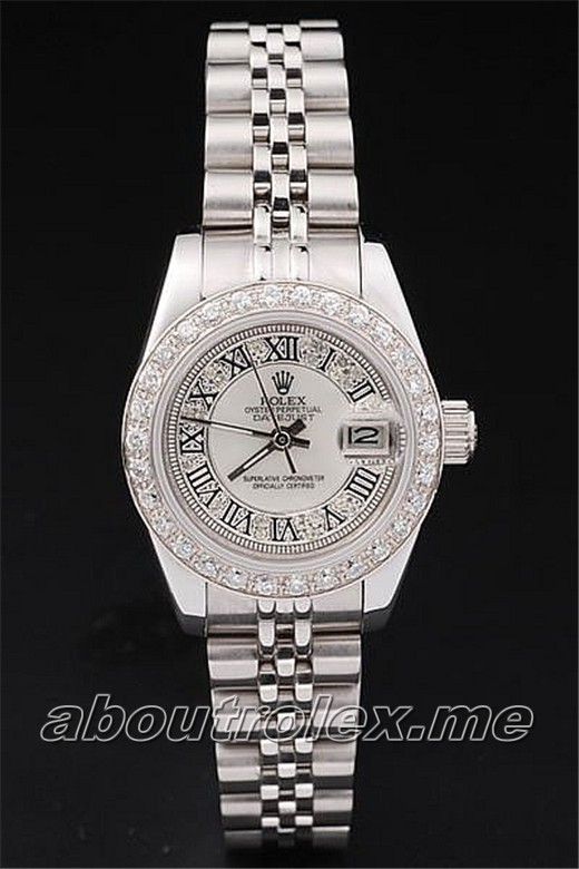 Quality Rolex Datejust Replica 4715F Thickness 13 mm
