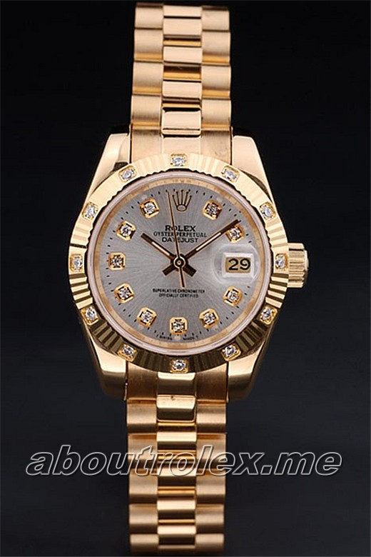Ladies Rolex Datejust Replica 043M Wholesale Imitation