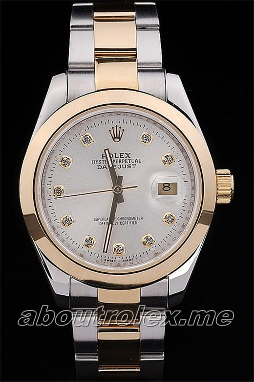 Rolex Datejust Replica 046B 200 x 20 mm