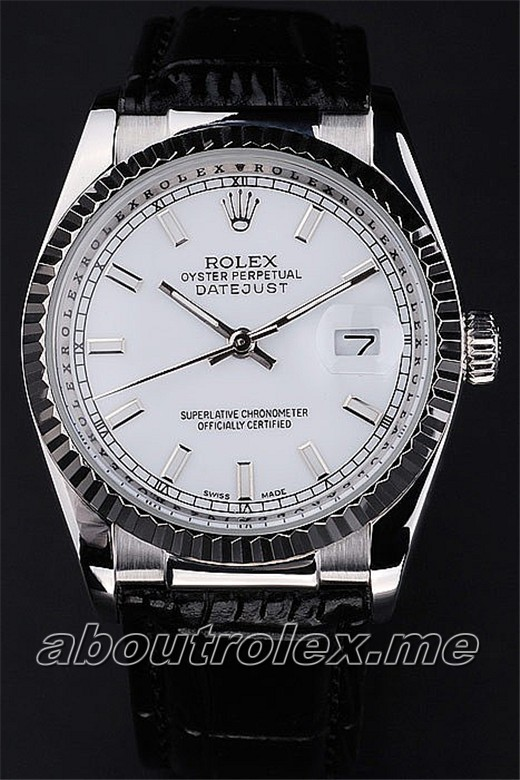 Men's Rolex Datejust Replica 055B 45 x 36 mm Watch Clasp
