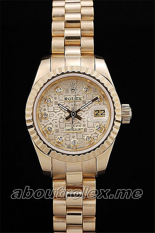 Rolex DateJust Replica 085K Wholesale Imitation