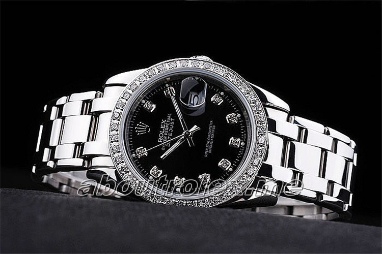 Men\'s Rolex Datejust Replica 81299-72849 G Diamonds watch