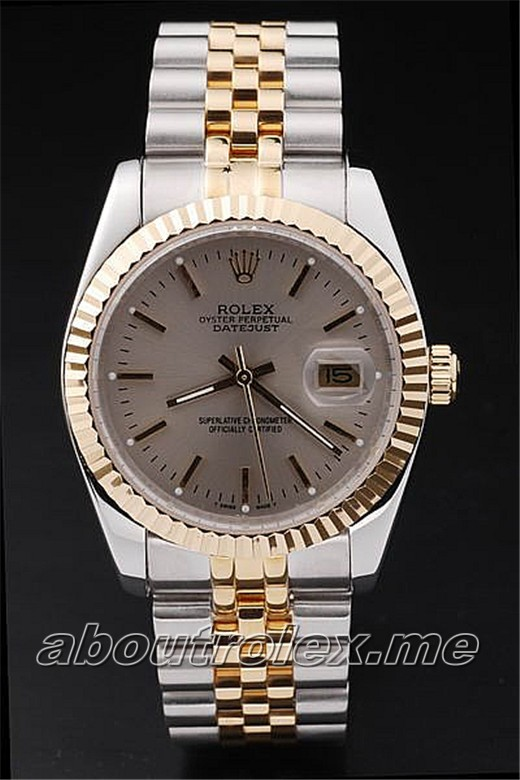 Rolex Datejust Replica 4687 Thickness 12 mm