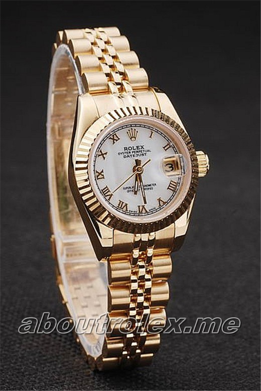 Ladies Rolex Datejust Replica 4691 Thickness 11 mm