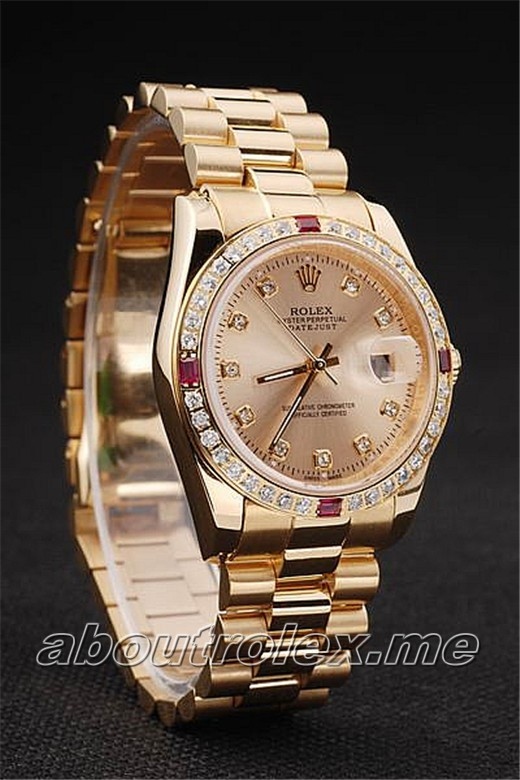 Rolex Datejust Replica 4708 Length 180 x 20 mm