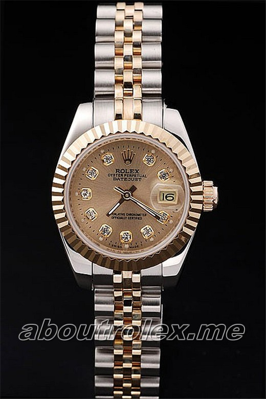 Rolex Datejust Replica 4713B Thickness 11 mm