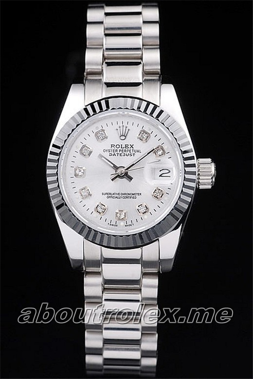Rolex Datejust Replica 80M Thickness 12.5 mm