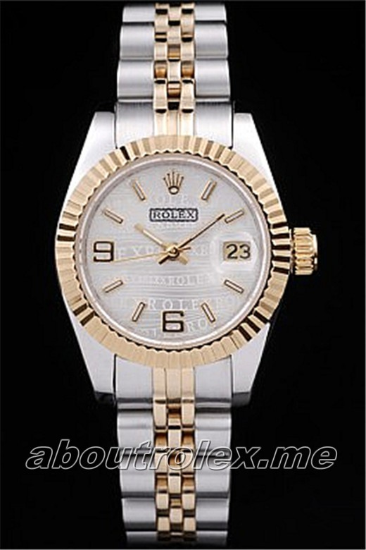 Womens Rolex Datejust Replica 4731