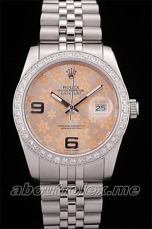 Rolex DateJust Replica Watch 067B Sale