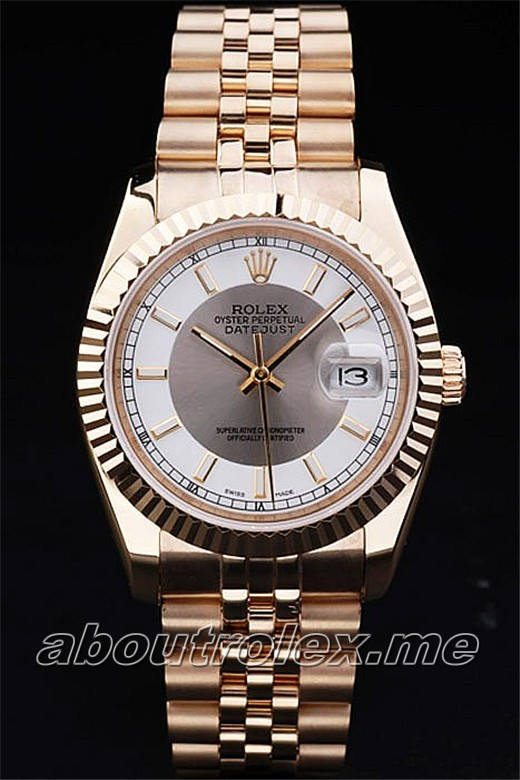 Swiss Men's Rolex Datejust Replica 0087B