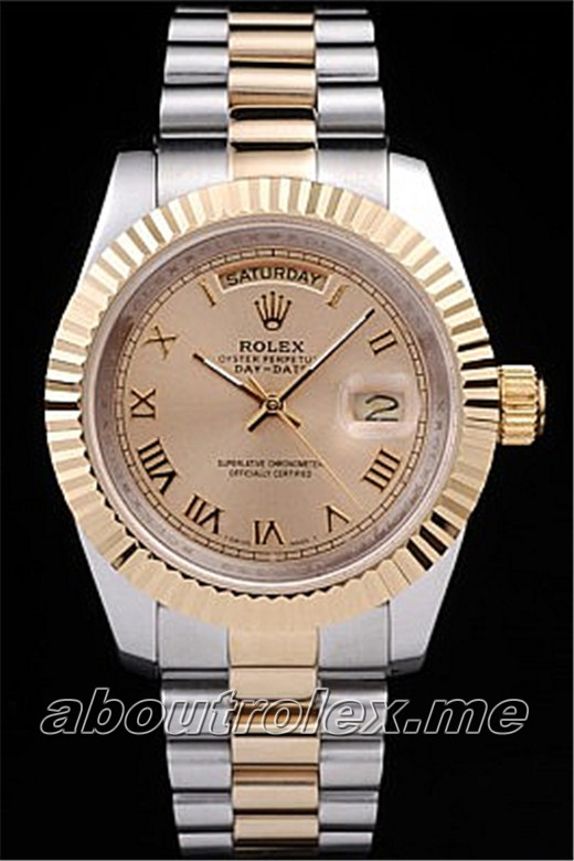Replica Rolex Day-Date 13 mm Thickness 11B