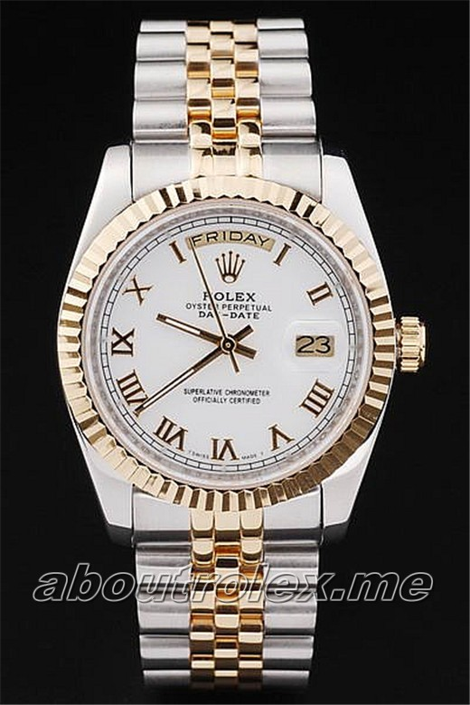 High Quality Rolex Day-Date Replica 08G Swiss ETA