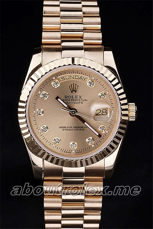 High Quality Rolex Day-Date Replica 22F