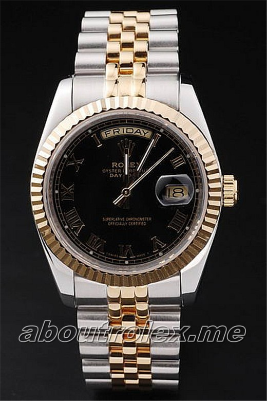 Luxury Rolex Day-Date Replica 05A 12 mm Thickness