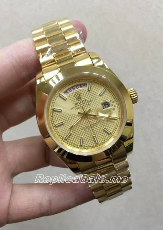 High Quality Rolex Day-date All Gold 2016 New