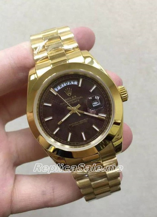 High Quality Rolex Day-date Gold 2016 New Made