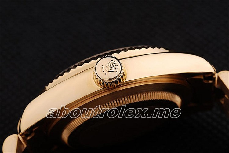 Rolex Day-Date Replica 48A Yellow gold case