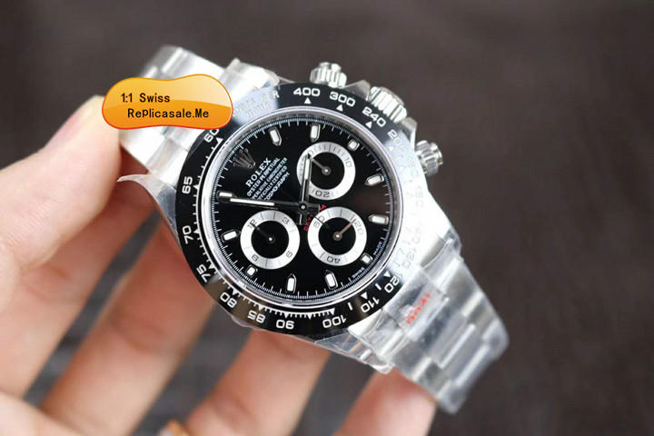 Rolex Daytona 116500LN All Black Made By Ceramic And 904L Steel