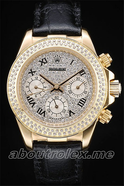 Cheap Rolex Daytona Replica heat embossed