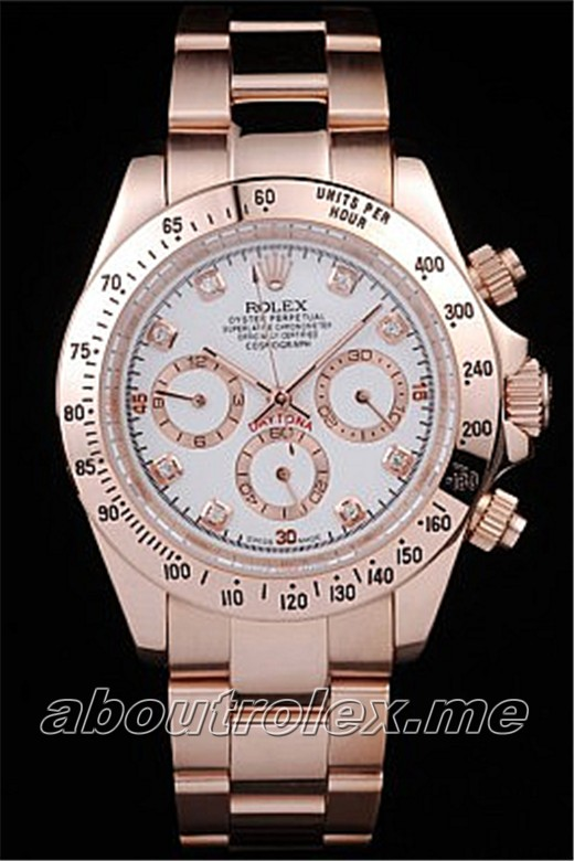 Luxury Rolex Daytona Replica 13 mm Thickness
