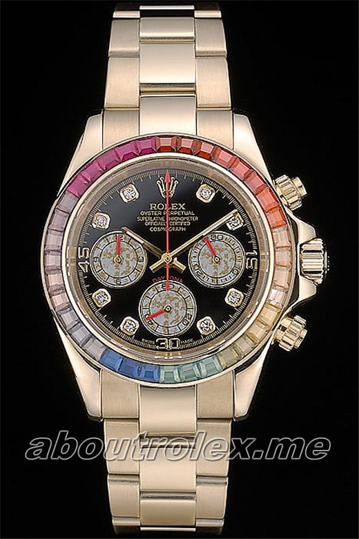 Buy 1:1 Rolex Daytona Replica 116598 RBOW Cheap