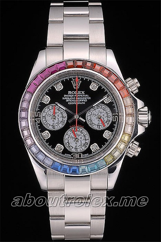 Buy Men's 1:1 Rolex Daytona Replica 116599 RBOW Platinum Version