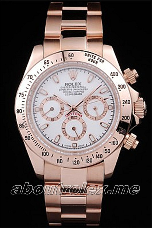 Rolex Daytona Replica Smaller Crowns 18A