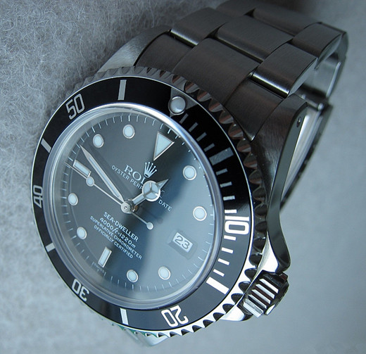 Rolex Sea-Dweller 16600 Stop Production 1220m Replica