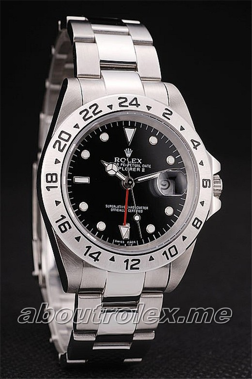 Replica Rolex Explorer Black 1805